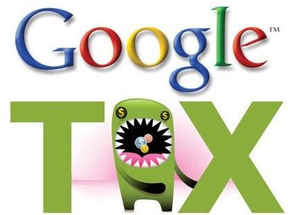 google tax