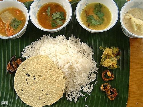 عادات غذایی هندیها