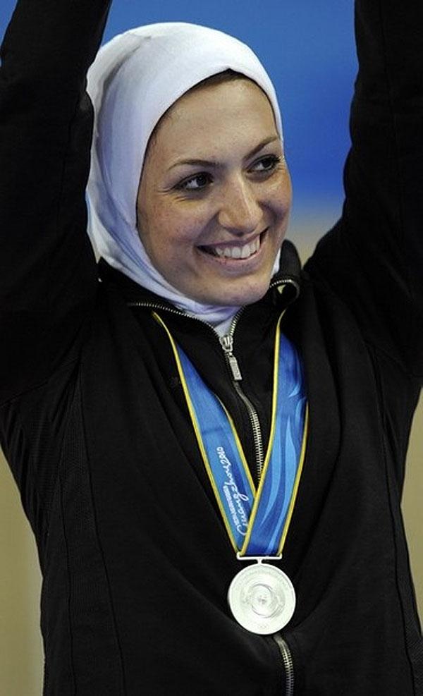 مرور تصویری: مدال آوران ایران در آسیا -  2