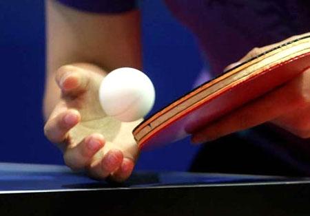 آشنایی با تنیس روی میز (پینگ پنگ)