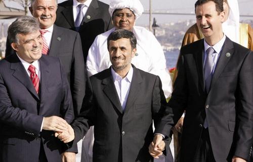 ایران - ترکیه - سوریه