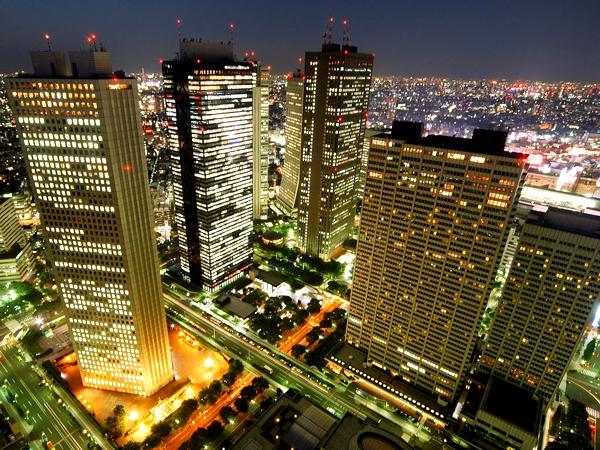 آشنایی با توکیو - ژاپن