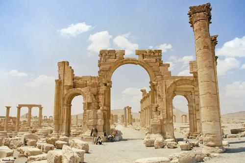 سوریه - آثار باستانی