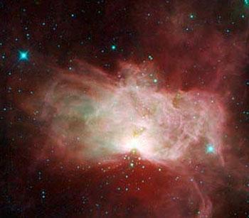 سالگرد تولد تلسکوپ فضایی وایز  و ارسال تصاویر سحابیهای کیهانی
