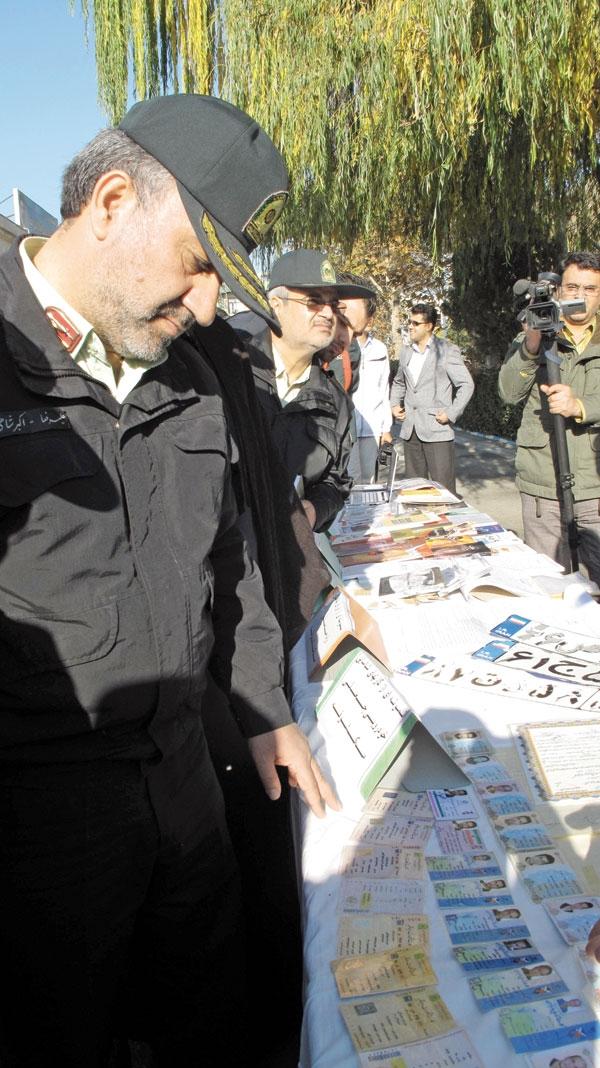 دستگیری سرشاخه اصلی شرکت هرمی با 4 هزار شاکی