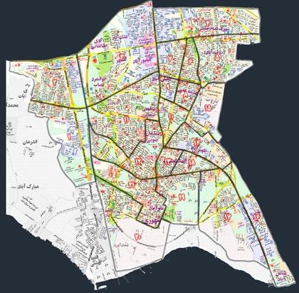 شهری در دامن پایتخت