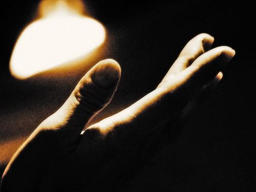دست - دعا