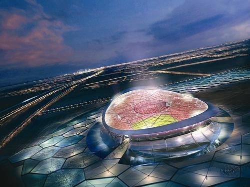 استادیوم خورشیدی - قطر