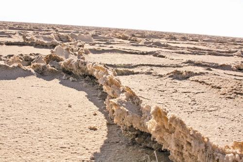 خشکسالی - دریاچه مهارلو