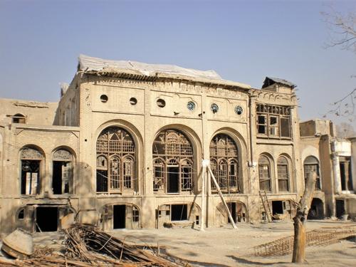 تهران - حصار طهماسبی