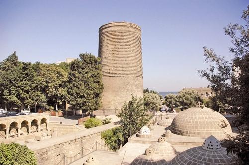 آثار تاریخی - قفقاز