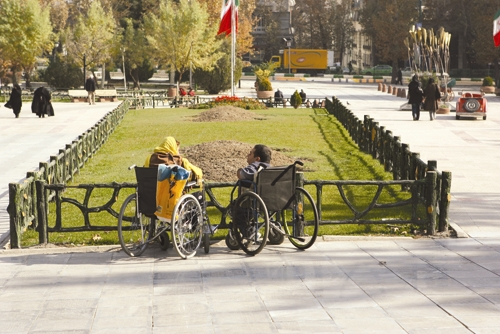 پارک - معلولان
