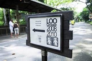 تلاش سنگاپوریهای نظیف برای پاکتر کردن توالتها