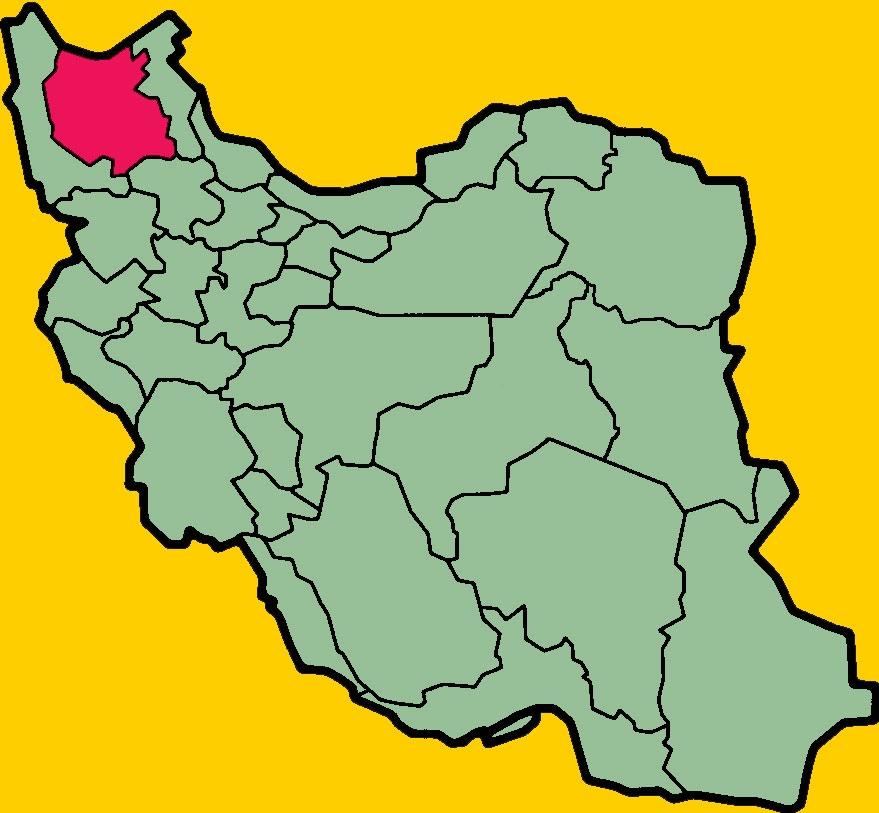آشنایی با استان آذربایجانشرقی