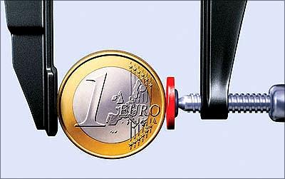 یورو در انتظار سالی بد