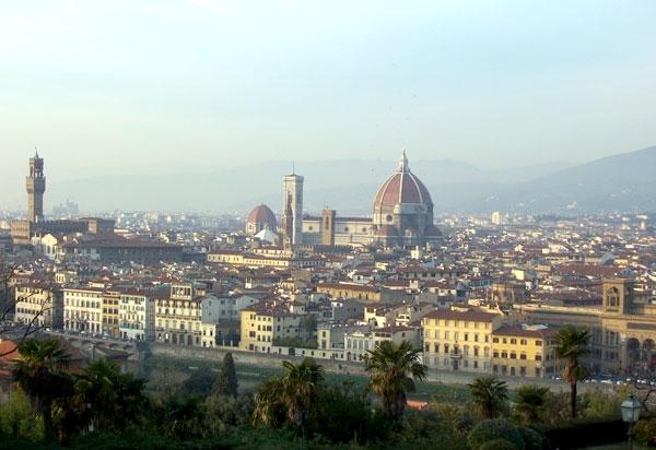 آشنایی با فلورانس - ایتالیا