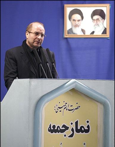 باقر قالیباف شهردار تهران
