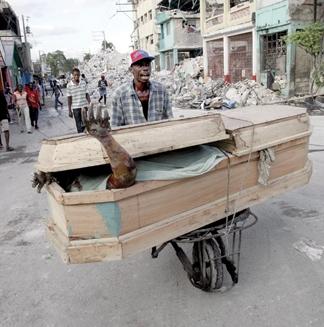 آمار تلفات وبا در هائیتی از 2500 نفر گذشت
