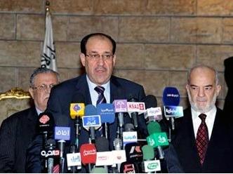 کابینه نوری مالکی از مجلس عراق رای اعتماد گرفت