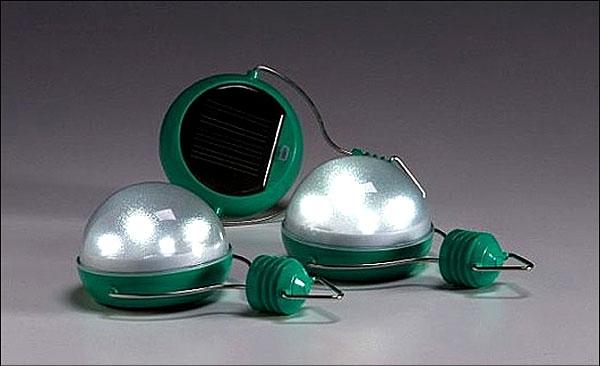 عرضه یک لامپ خورشیدی جدید برای کاهش هزینه قبض برق