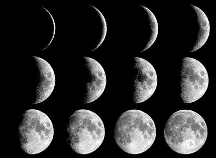 مجله ماههای قمری