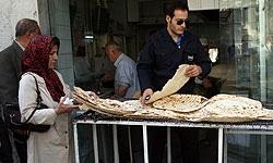 اعلام شماره پیامک برای اطلاع از قیمت های جدید نان