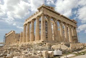آشنایی با معبد پارتنون - یونان