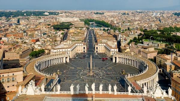 آشنایی با رم - ایتالیا