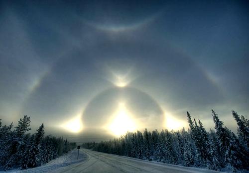 طلوع خورشید-فنلاند