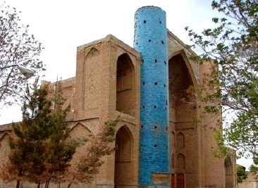 آشنایی با بقعه شیخ شهاب الدین اهری - آذربایجان شرقی