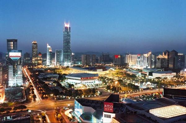 آشنایی با شنزن - چین