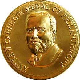 آشنایی با جایزه مدال کارنگی - بریتانیا