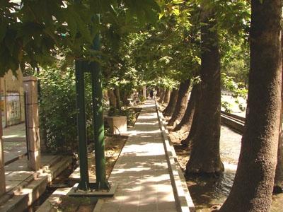 جویهای تهران پوشیده میشوند