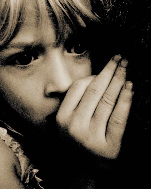 کودک - ترس