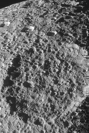 کاسینی از قمر سیاره زحل تصویر برداری کرد