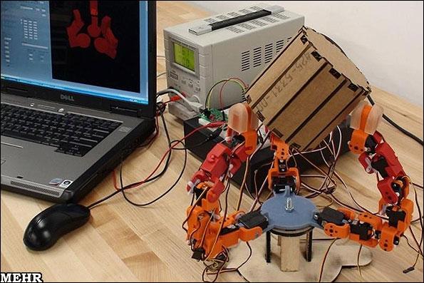 مار روباتیک