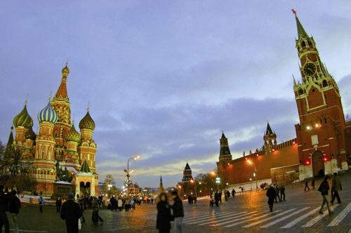 روسیه - مسکو