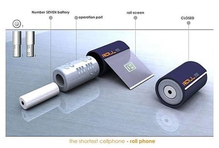 گوشی تلفن همراه آینده