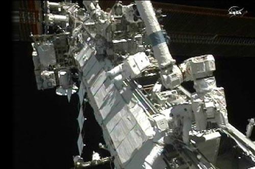 ایستگاه فضایی بین المللی