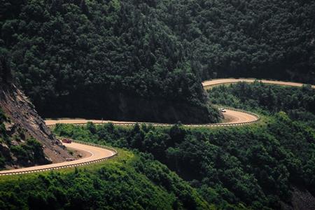 چالوس؛ جاده همیشه زیبای دنیا