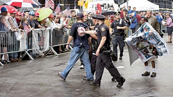 آمریکا تظاهرات