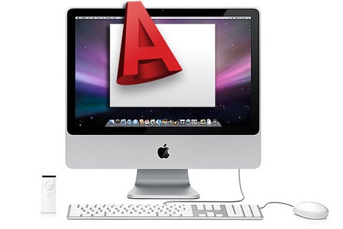 autocad mac version