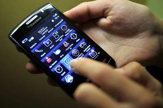 Blackberry Banned