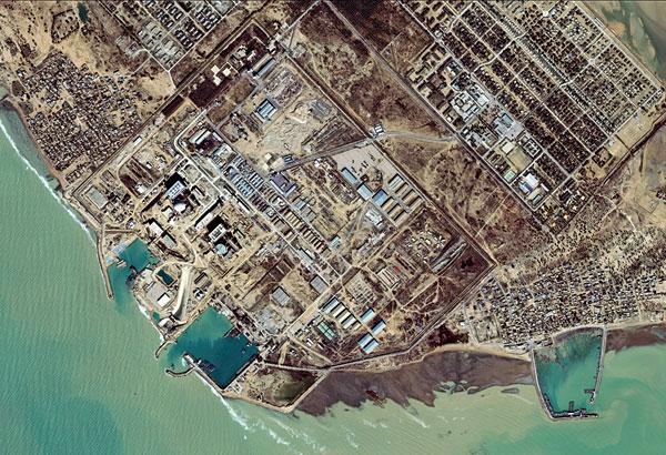 بوشهر اتمی نیروگاه