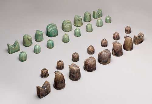 شطرنج باستانی نیشابور