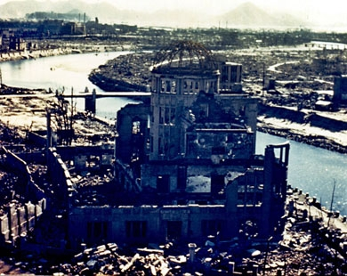 سالگرد حمله اتمی آمریکا به هیروشیما