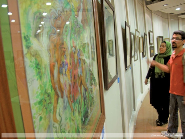 نمایشگاه هنر تجسمی