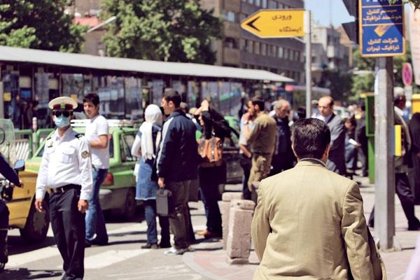 خیابان مردم
