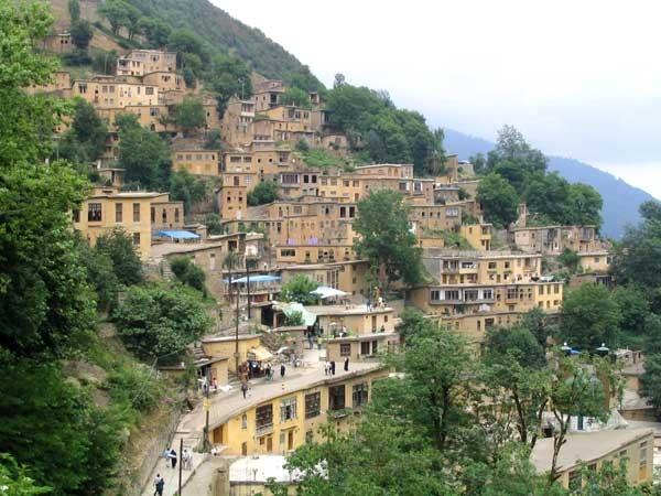 آشنایی با شهر تاریخی ماسوله - گیلان