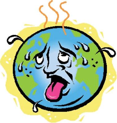 کره زمین گرم